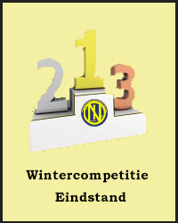 Wintercompetitie Eindstand