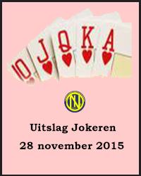 Jokeren 28 november 2015