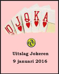 Jokeren 9 januari 2016